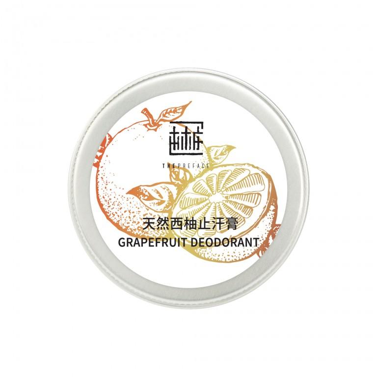 Deodorant-Grapefruit