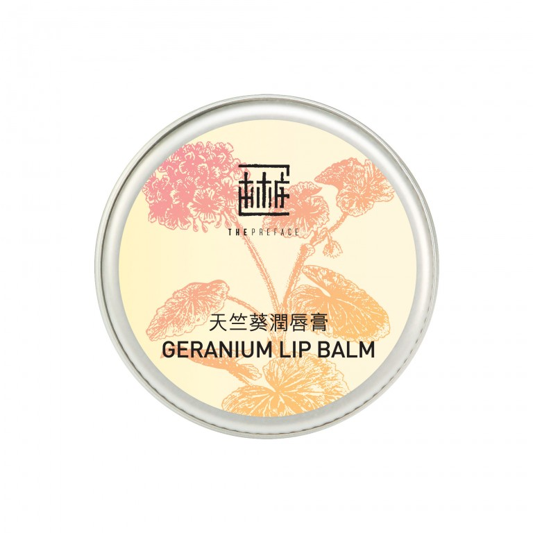 Lipbalm-Geranium