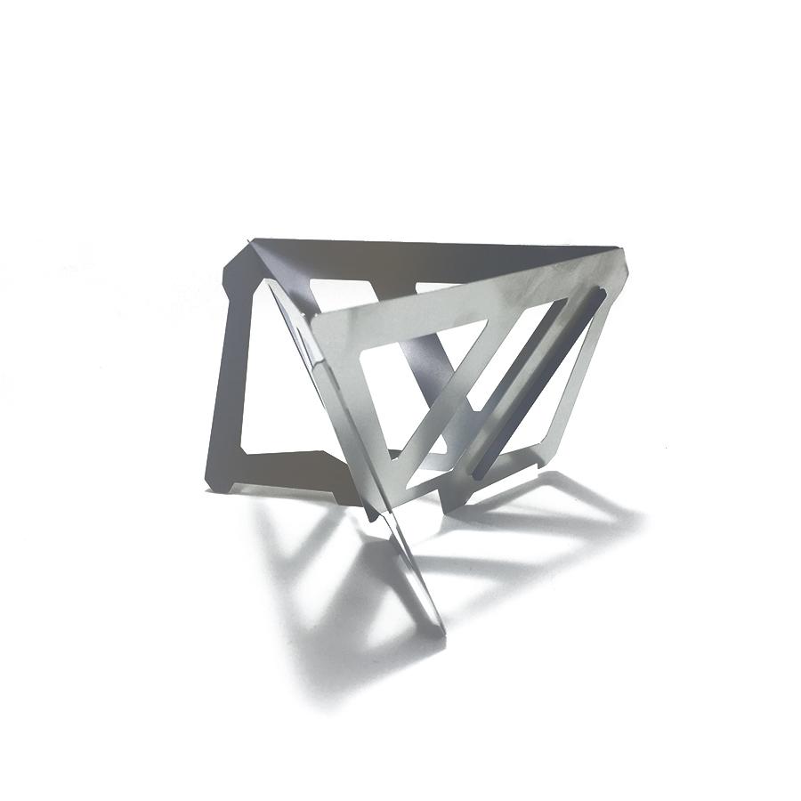 Tetra drip silver