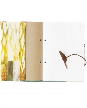 手染森林筆記本套 (2)