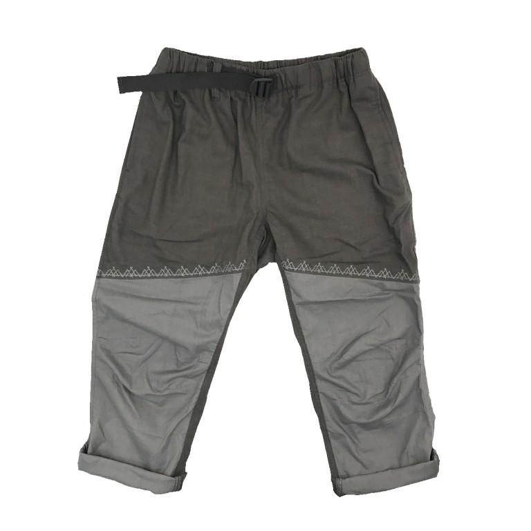 'Gravel'-Pants---Grey-front