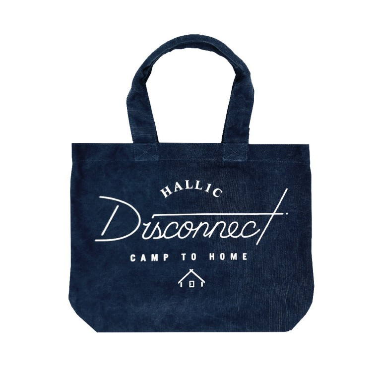 Totebag(Disconnect-Blue)