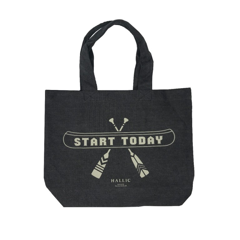 Totebag(Start-Today-Grey)