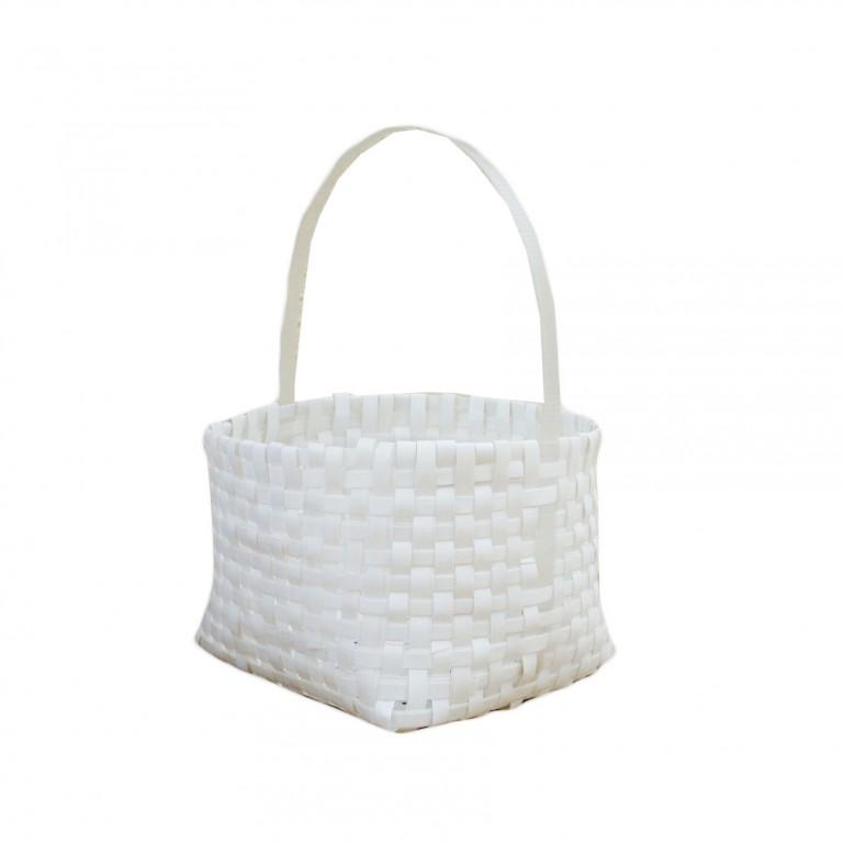 GPP White basket